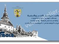 Novoročenka pro Město Moravské Budějovice
