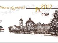 Návrh na novoročenku pro město Jaroměřice nad Rokytnou