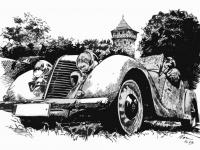 Aero 30, Roadster, r.v. 1939