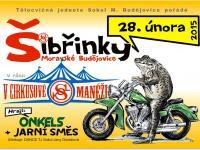 Sokolské Šibřinky Moravské Budějovice 2015