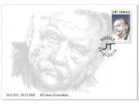 Obálka a poštovní známka
