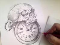 Čas zrození - ilustrace
