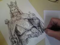 Karel IV - portrét