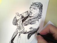 Rolling Stones Mick Jagger