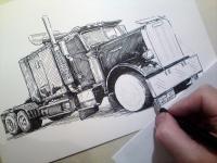 Freightliner - perokresba