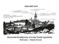 Bojda Strnad - Kalendář 2018