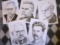 Muži 28. října - založení republiky