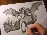Velorexd - netopýr