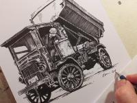 Sampson - nákladní automobil