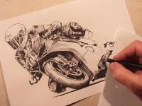 Ducati - perokresba