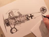 Fokker - perokresba