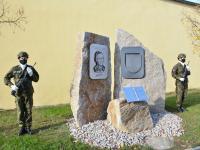 Pomník Generálmajora Starkoče