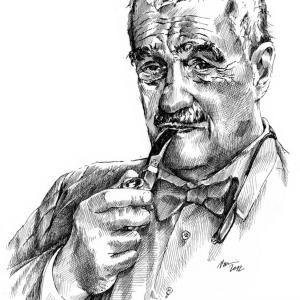 Karel Schwarzenberg - perokresba