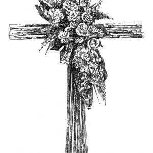 Smuteční kříž