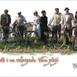 2010 - Velocipedisté
