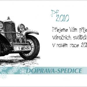 2010 - Autodoprava Veškrna