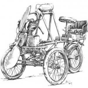 Air Cycle Car
