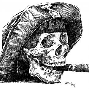 kouření, smrt.....