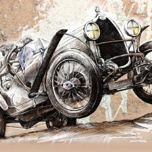Bugatti - T13