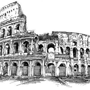 Řím - Colloseum