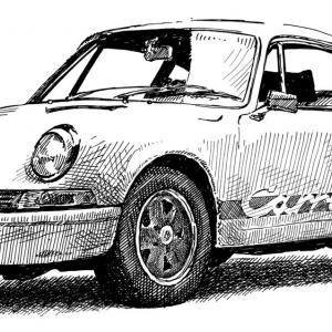 Porsche 911 RS Carrera