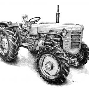 Zetor 3045