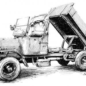 Scania-Vabis  1924