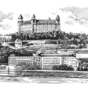 Bratislava - Bratislavský hrad