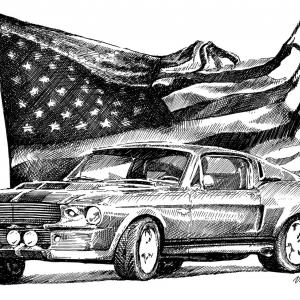 Ford Mustang Eleonor