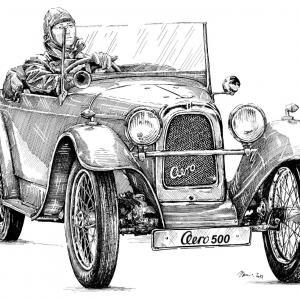Aero 500 - r. 1931