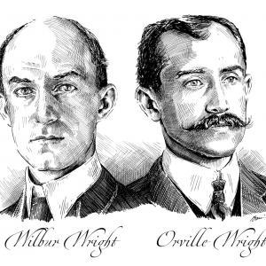 Orville a Wilbur Wrightovi