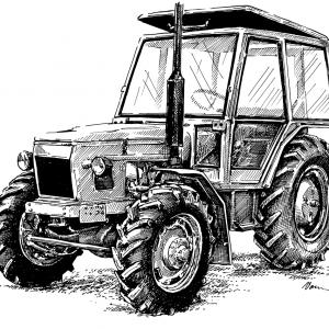 Zetor 6945