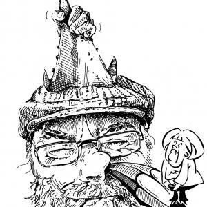 Josef Prchal - karikaturista