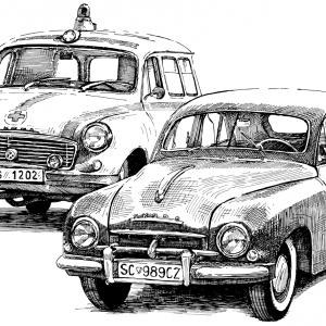 Škoda 1201 a Škoda 1202