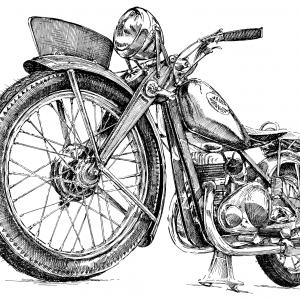 Jawa 250 Speciál