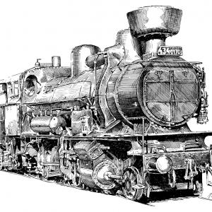 Parní lokomotiva řady 434.0170