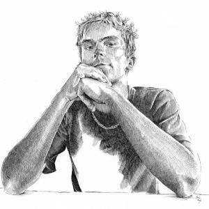 Tomáš Sedláček - portrét