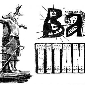 titanic, bar titanic, sokolské šibřinky