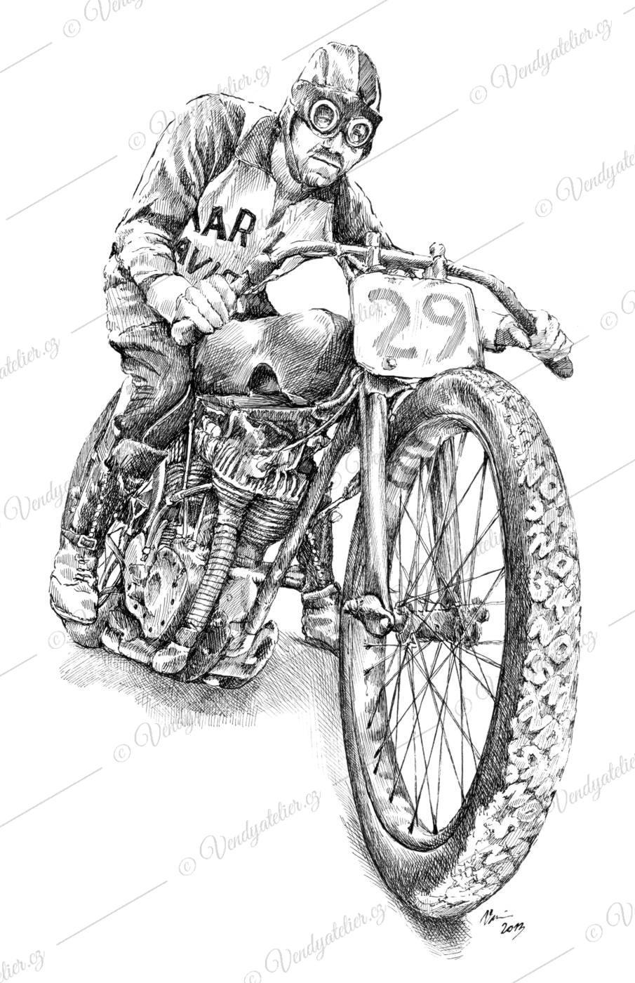 Cenik Harley Davidson