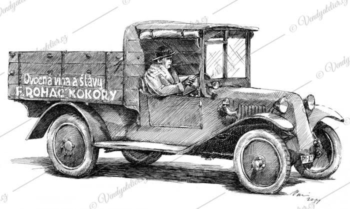Tatra - veterán