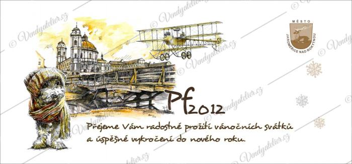 Novoročenka 2012 - Jaroměřice nad Rokytnou