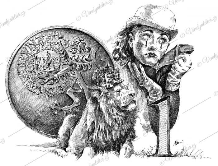 Český lev a přímá volba prezidenta