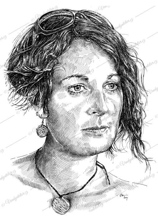 Portrét, originální dárek