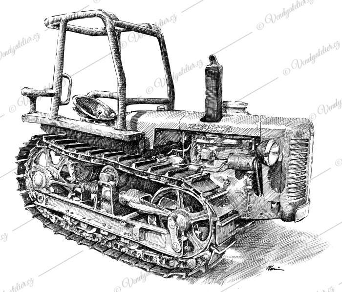 Zetor 35 Super P