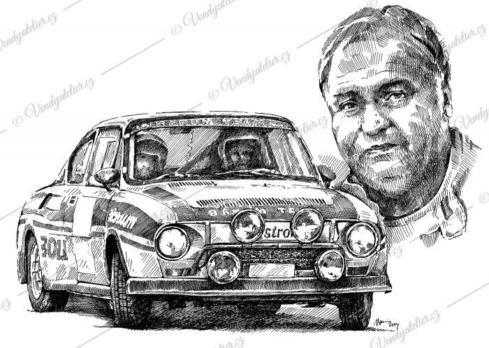Jiří Urban, Škoda 130 RS