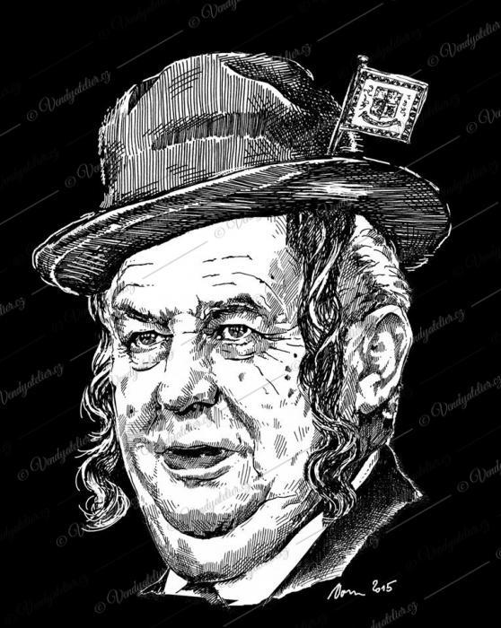 """Miloš Zeman - """"Já jsem žid"""""""