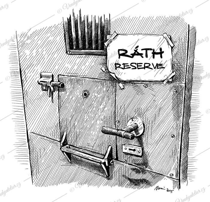 Ráth - nové dveře