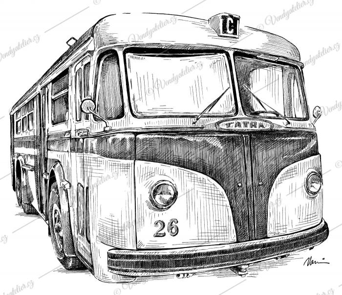 Tatra 400 - trolejbus