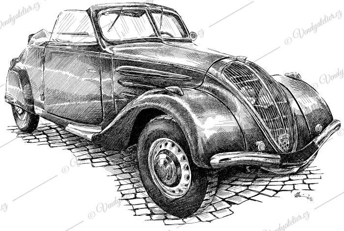 Peugeot 302 Cabrio