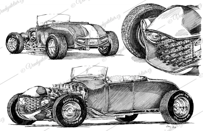 Ford The Emperor 1929